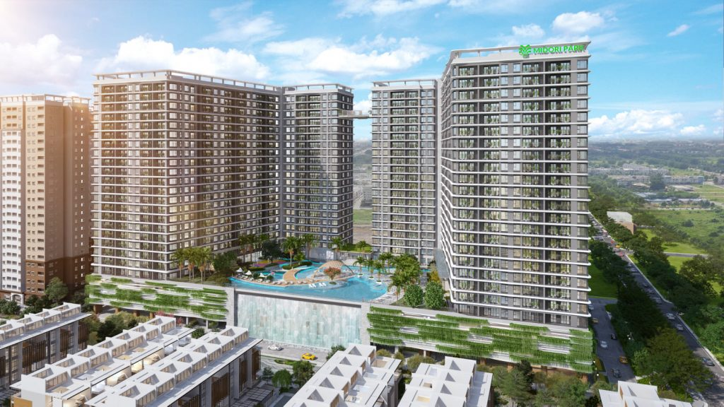 Add an apartment project in Binh Duong