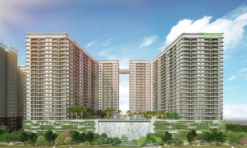 BINH DUONG HAS 1,000 MORE LUXURY APARTMENT APARTMENTS