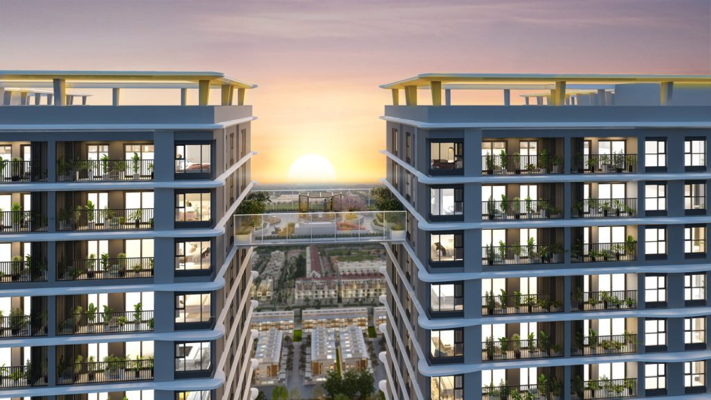 Binh Duong has another high-end apartment project